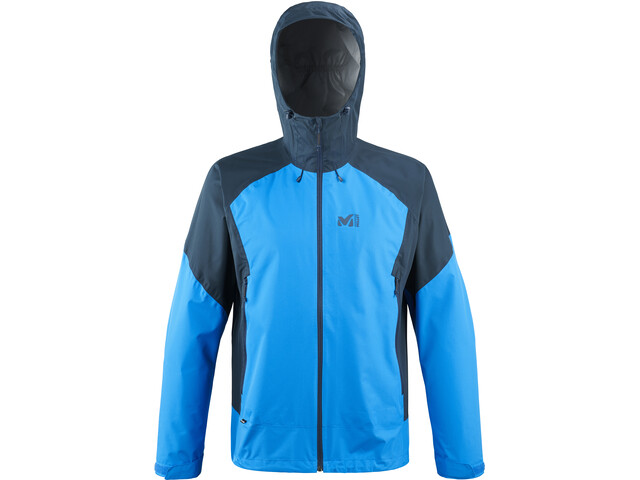 Millet Fitz Roy III Chaqueta Hombre, orion blue/electric blue